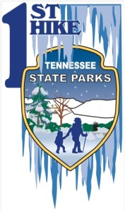 Tennessee State Parks First Hike logo