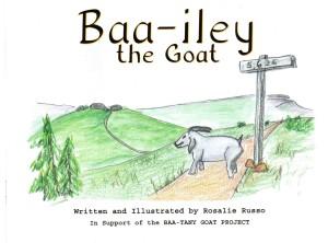 Baa-iley the Goat book