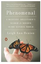 book cover: Phenomenal by Leigh Ann Henion