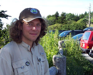 Eric Rayfield - Southern Appalachian Highlands Conservancy - Roan Naturalist -2016