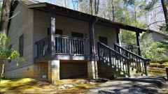Roan Mountain State Park rental cabins